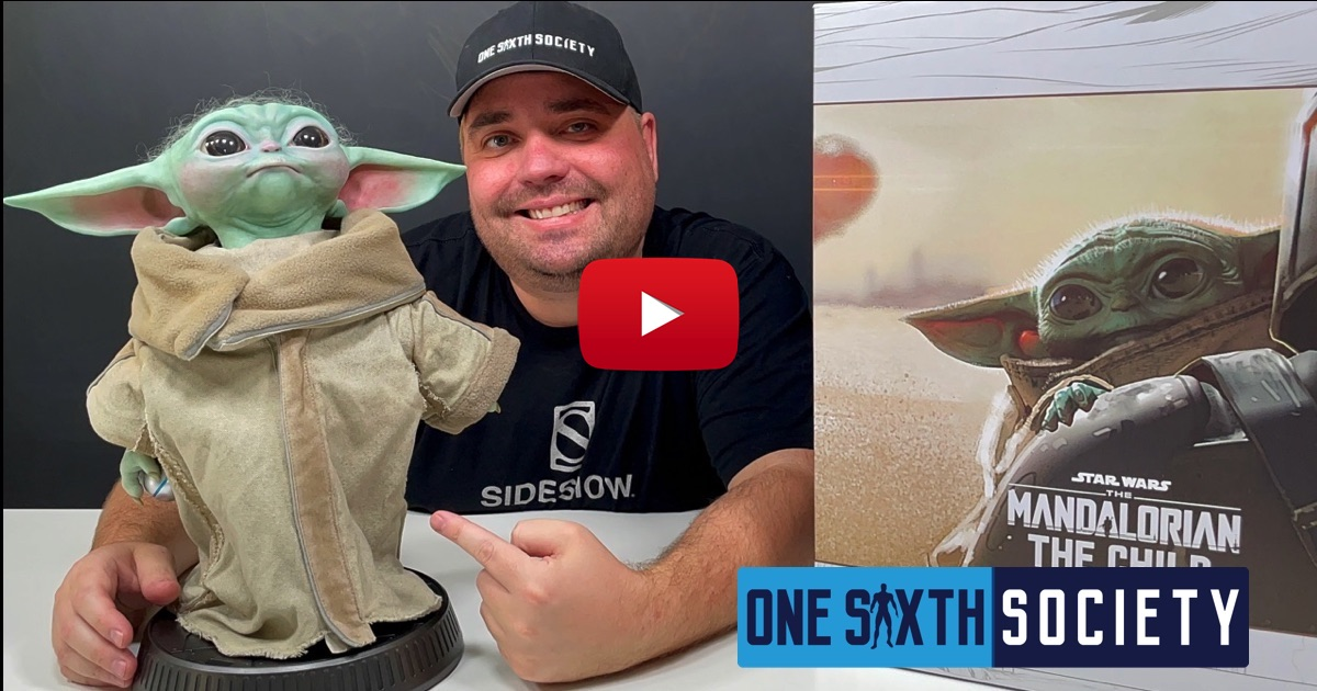 Sideshow Baby Yoda Review