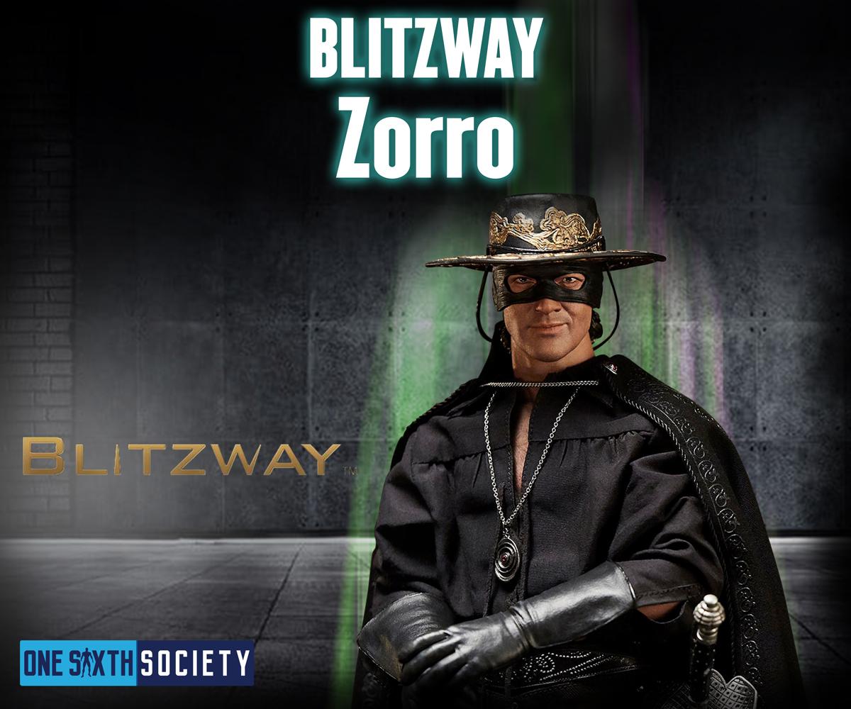 Blitzway Zorro Figure