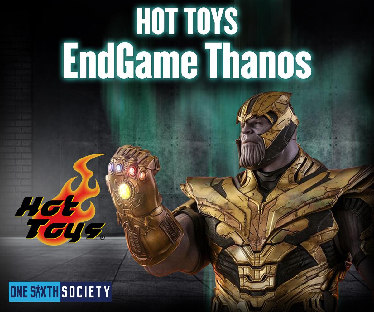 Hot Toys EndGame Thanos Figure